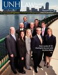 UNH Law Alumni Magazine, Summer 2011 by University of New Hampshire School of Law