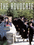UNH Law Alumni Magazine, Summer 2003 by University of New Hampshire School of Law