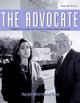 UNH Law Alumni Magazine, Winter 2002 by University of New Hampshire School of Law