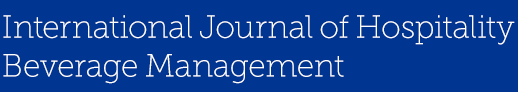International Journal of Hospitality Beverage Management