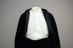 Boy's suit and shirt, late 19th century, shirt by Irma G. Bowen Historic Clothing Collection