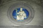 Pazzi Chapel: Interior Medallions