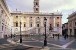Piazza del Campidoglio: Palazzo Senatorio