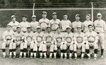 Baseball Team, Freshmen, ca. Spring 1936 by Clement Moran