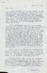 Letter from Louis Untermeyer to William De Witt Snodgrass, July 13, 1962