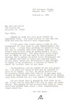 Letter from William De Witt Snodgrass to William Ewert, October 4, 1982