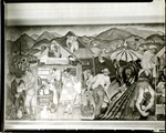 """""""Farming in New Hampshire"""" Mural by George Lloyd by Lloyd, George"""